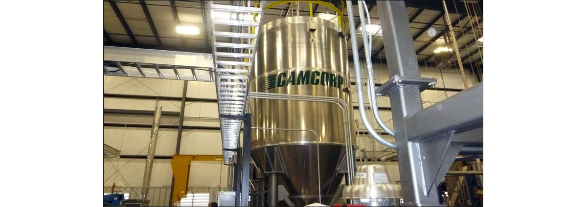Camcorp - dust collector