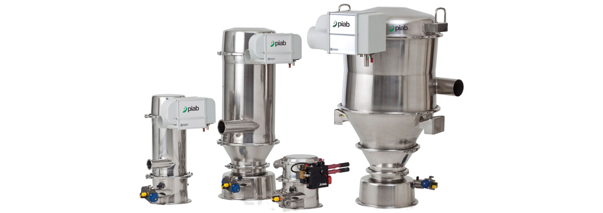 Piab - vacuum conveying systems